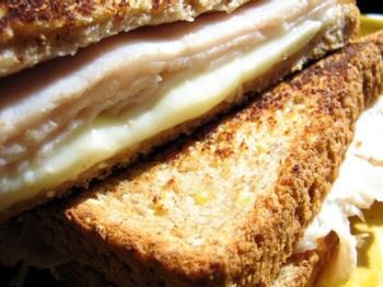 GrilledCheesewithTurkey
