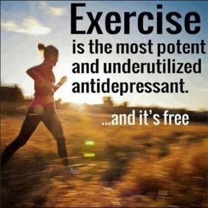 ExerciseBestAntidepressant
