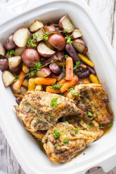Crockpot-Herbed-Chicken-and-Veggies-4