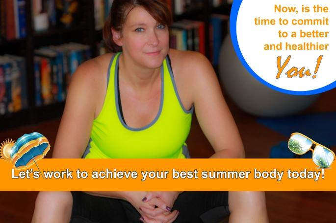 Susan Summer Workout